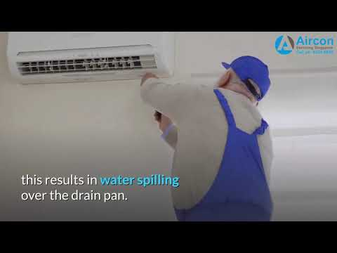 What Causes Aircon to Leak?