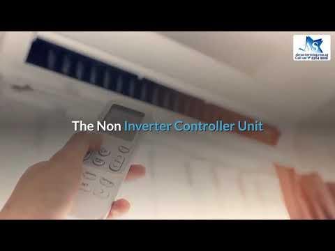 Inverter Vs Non Inverter Air Conditioner Unit