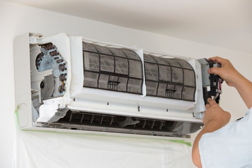 What Causes Aircon Coil To Freeze?