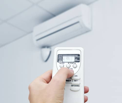 Aircon colder after servicing